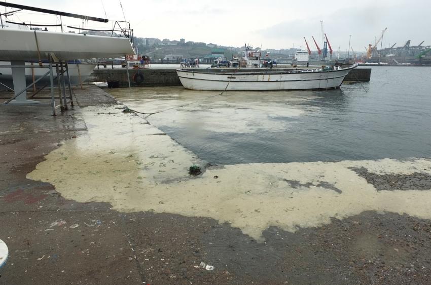 Marmara Denizi salya kıskacında