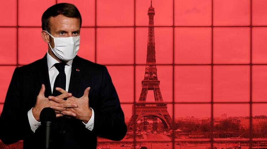 Fransa kapanıyor