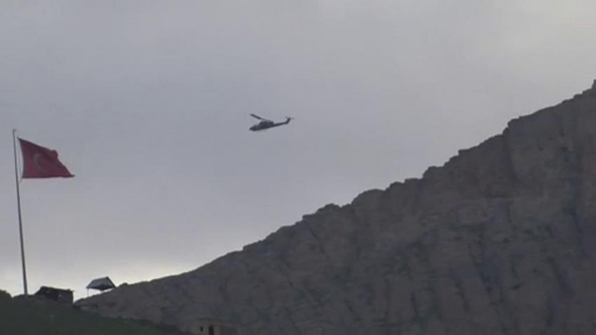 Hakkari'de PKK'ya yönelik operasyonda 14 gözaltı
