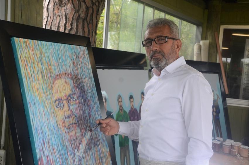 İzmir 14'ü yabancı 29 ressamı konuk edecek