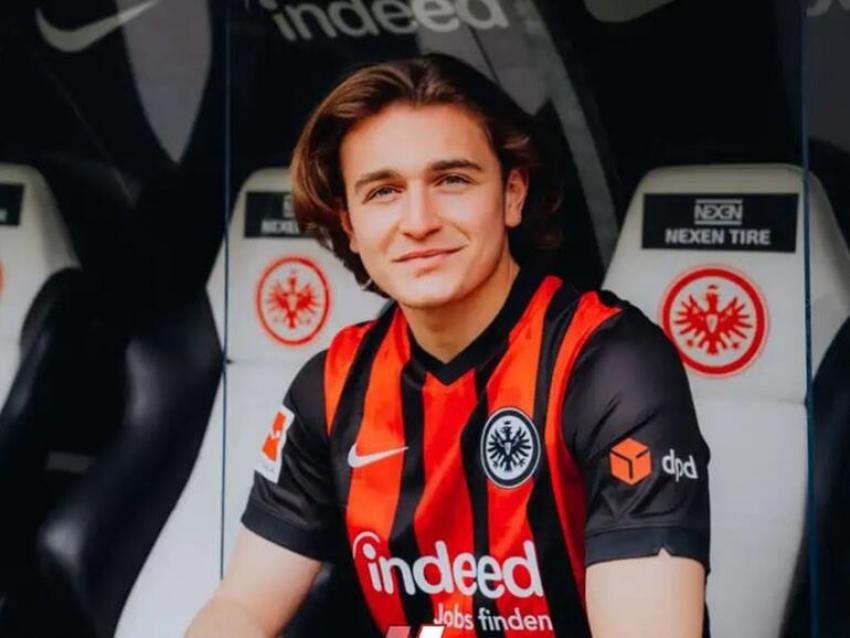 Ali Akman, Eintracht Frankfurt'ta hüsran yaşamaya başladı