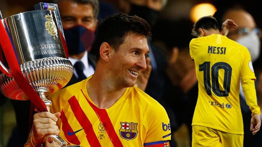 Messi'den bir rekor daha!