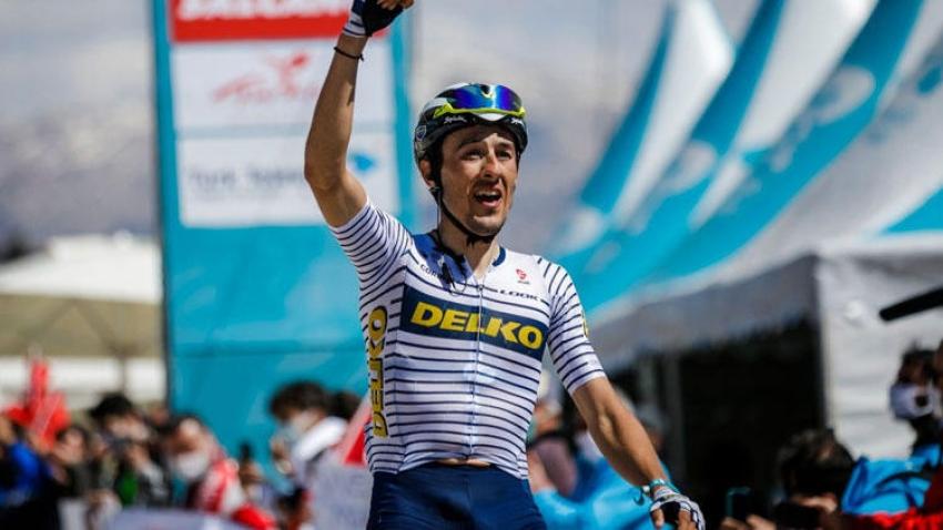 Türkiye Bisiklet Turu'nu Gallego kazandı!