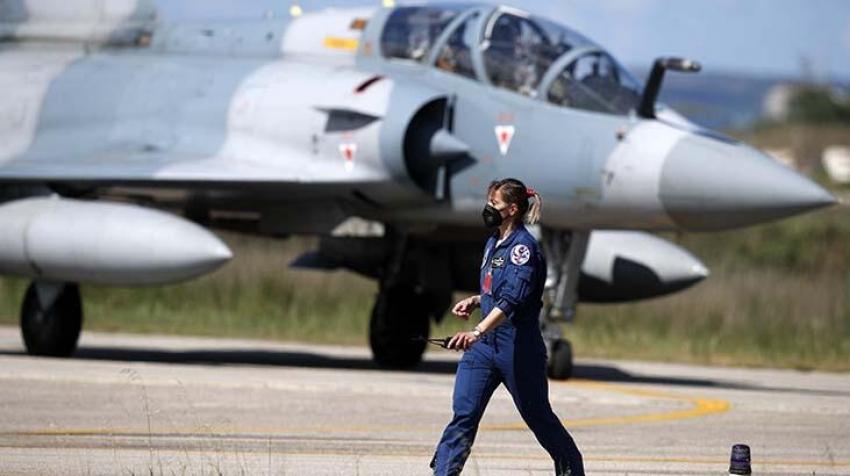 """Yunanistan'da """"İniohos"""" askeri tatbikatı düzenleniyor!"""