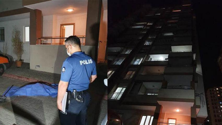 13 kattan düşen çocuk hayatını kaybetti