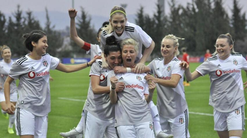 Kadın futbolunda final heyecanı