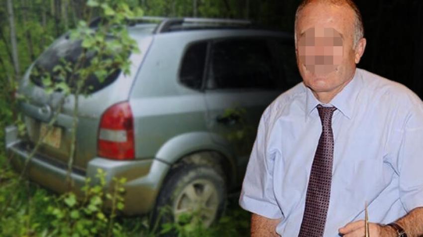 Kaymakam, araç içerisinde cinsel ilişkiye girerken basıldı
