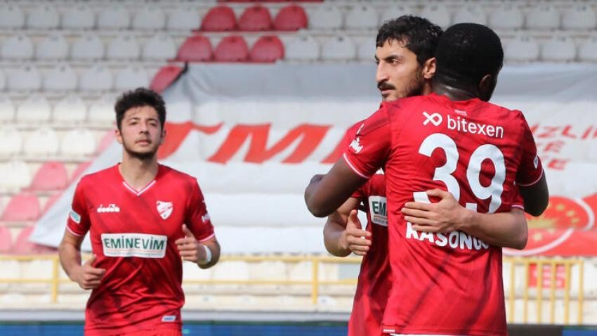 Eskişehirspor TFF 1.Lig'de son maçını oynadı
