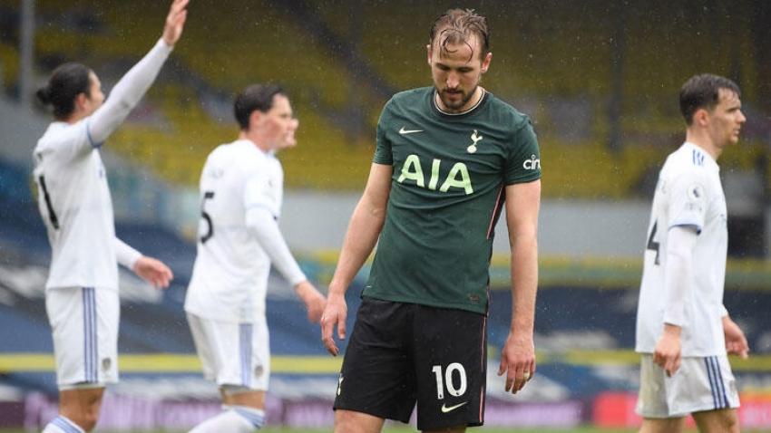 Tottenham kayıplarda