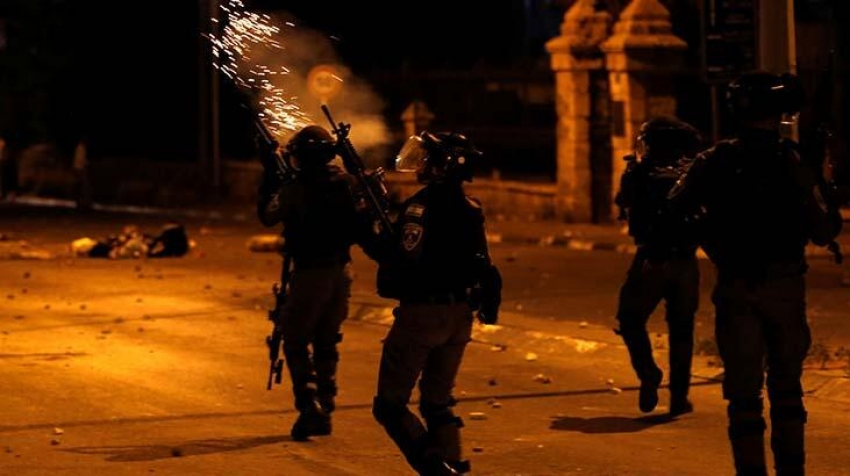 İsrail şiddeti giderek artıyor!