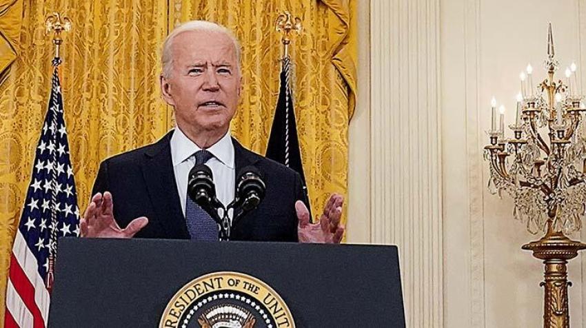 """Biden'dan NATO üyesi 9 ülkeye """"yeni ittifaklar"""" taahhüdü"""