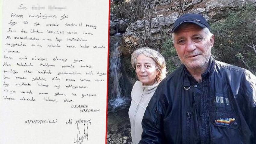 Çevreci çiftin cinayetinde yeni iddialar!
