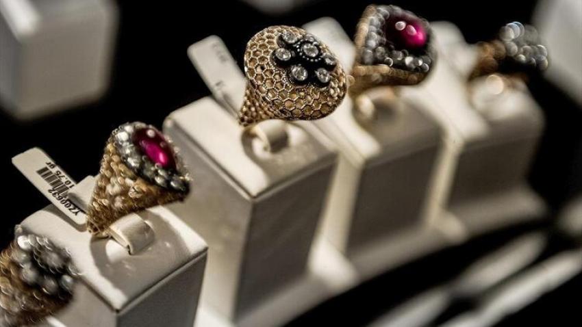 Türk mücevher sektörünün ihracatı artıyor