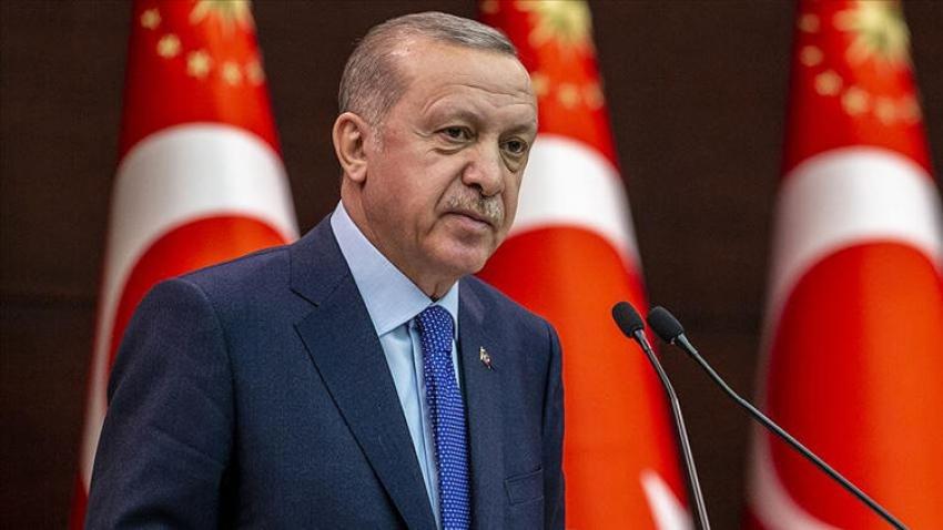 Cumhurbaşkanı Erdoğan'dan Malezya Kralı ile kritik görüşme