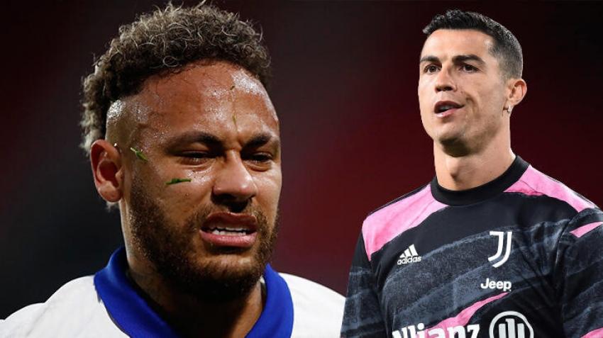 Neymar'dan Ronaldo'ya davet