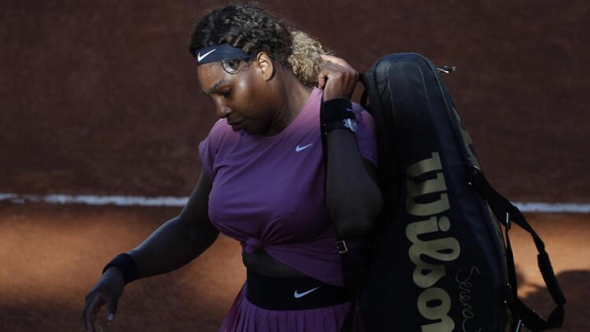 Serena Williams'dan erken veda