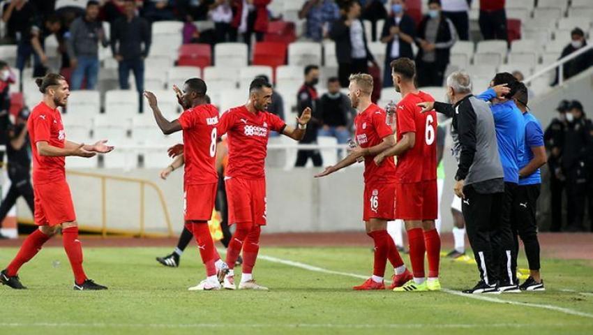 Sivasspor-Petrocub maç sonucu: 1-0