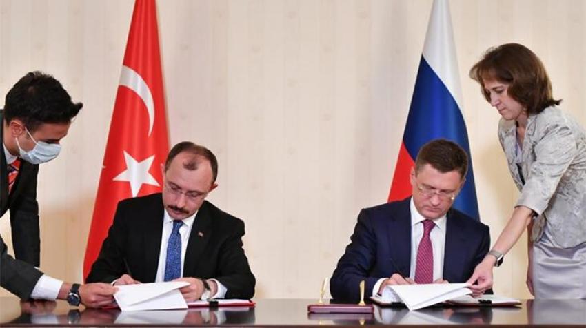 Rusya ticaretinde önemli adım!