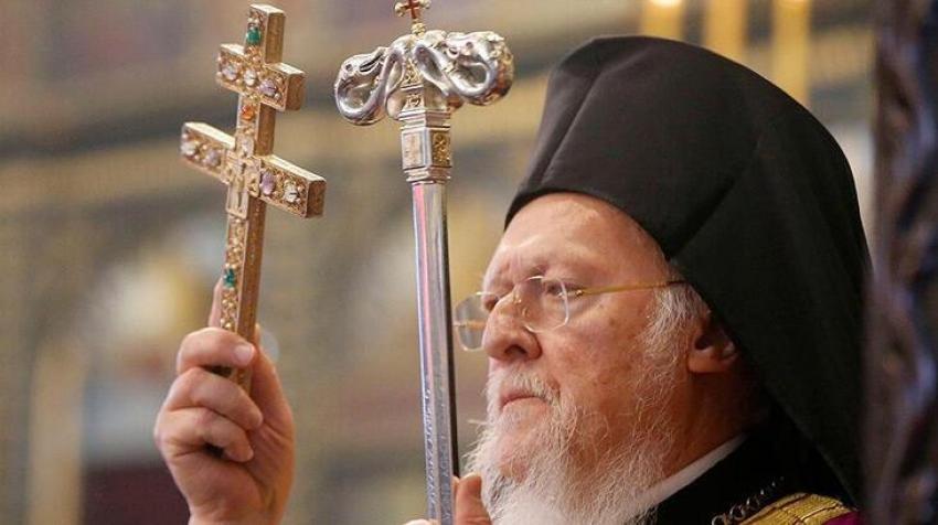 Patrik Bartholomeos'tan sel ve yangın felaketlerine ilişkin geçmiş olsun mesajı