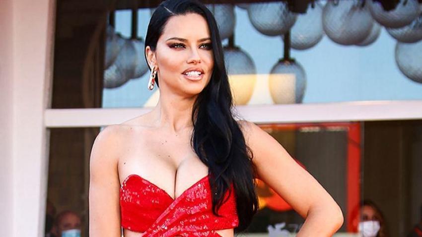 Adriana Lima'yla ilgili hamile iddiası geldi!