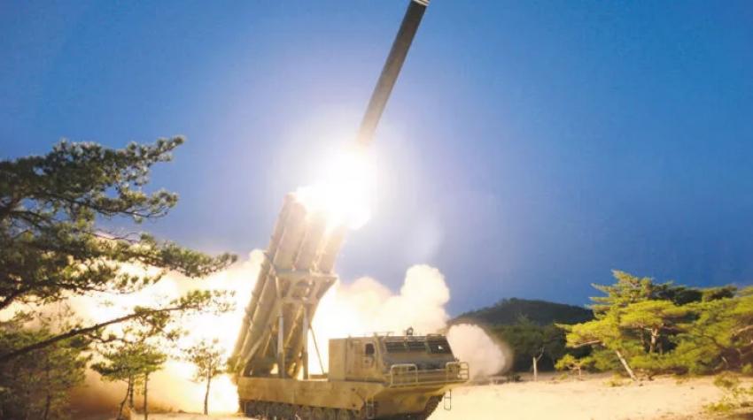 Kuzey Kore 'tanımlanamayan' füze ateşledi!