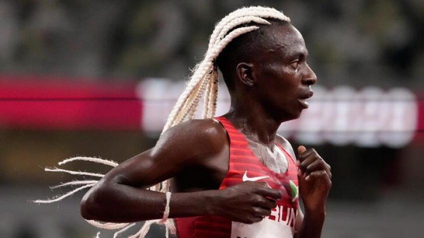 Burundili Niyonsaba'dan dünya rekoru