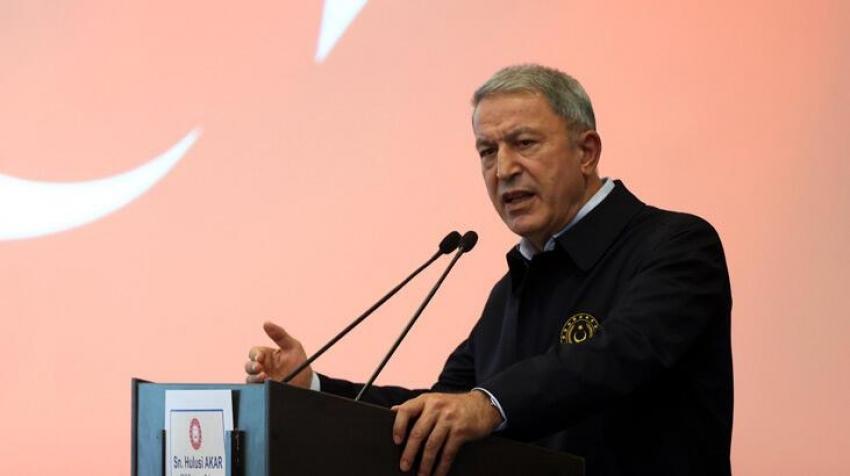 Bakan Akar'dan Ermenistan açıklaması