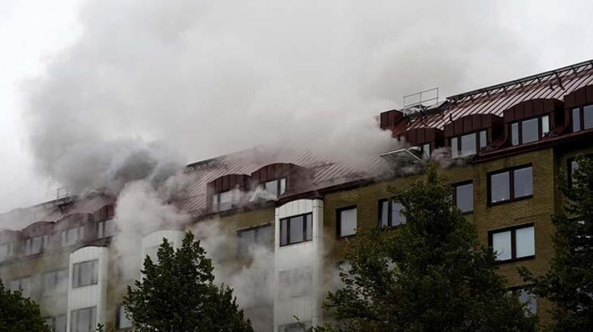 İsveç'i sarsan patlama: Çok sayıda yaralı var!