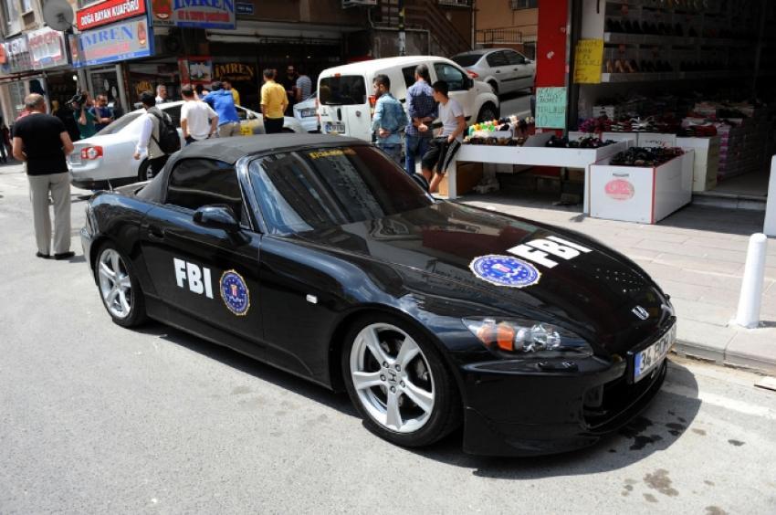 FBI ajanları İstanbul'da