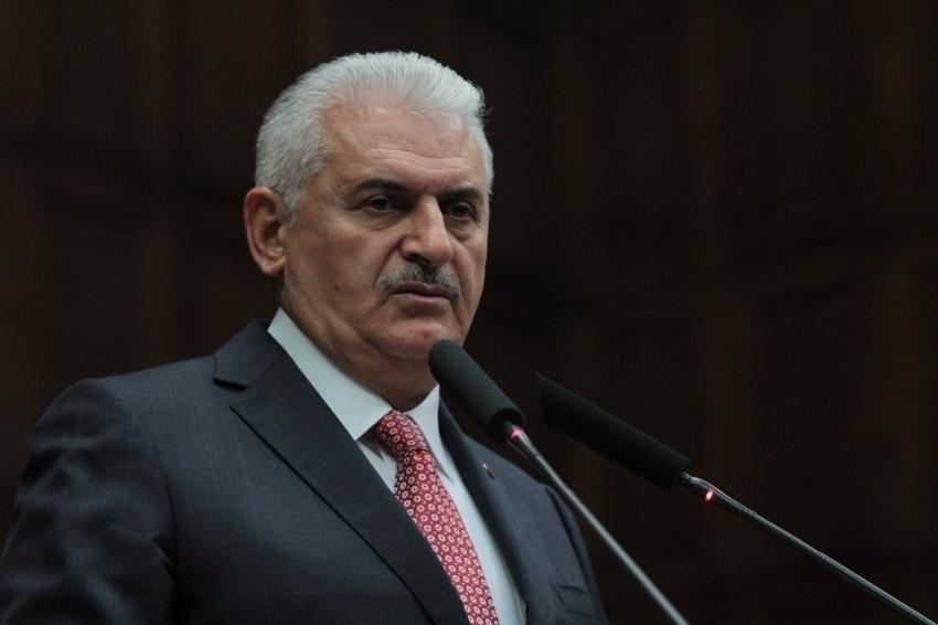 """Binali Yıldırım: """"Türklerin de Kürtlerin de tek sorunu PKK terör örgütüdür"""""""