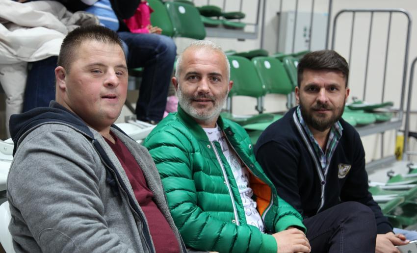 En iyi taraftar fotoğrafları (Bursaspor-Mersin BB)