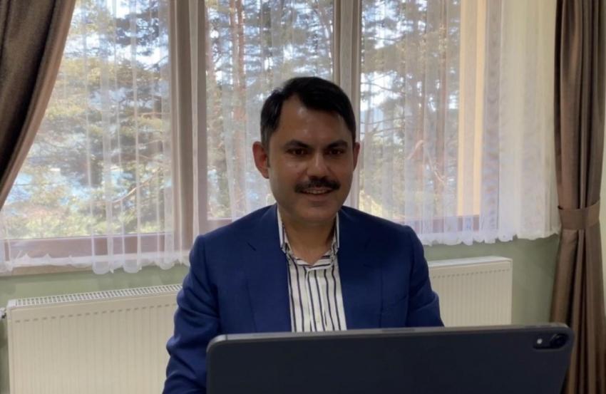 AK Parti Konya İl Başkanlığı video konferansla bayramlaştı