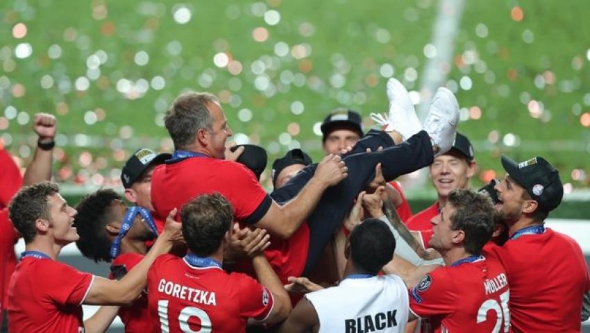 Bundesliga'da Bayen Münih şampiyon oldu