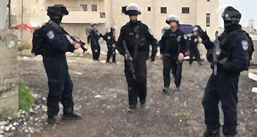 İşgalci İsrail polisi 20 Filistinliyi daha gözaltına aldı
