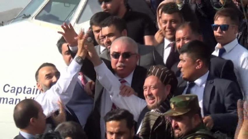 Raşid Dostum'a suikast girişimi: 11 ölü