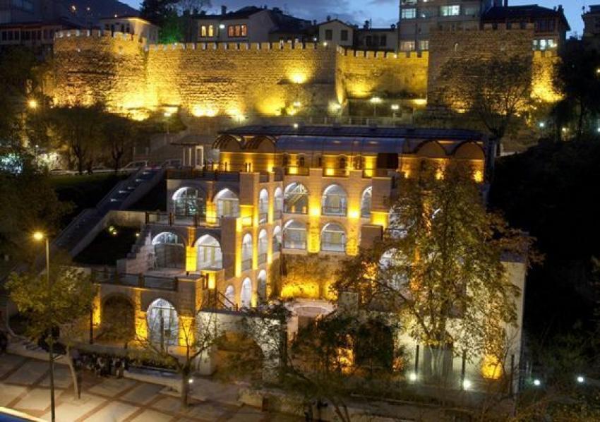 Bursa'ya has lezzetler, Bab-ı Ziyafet'te yenir