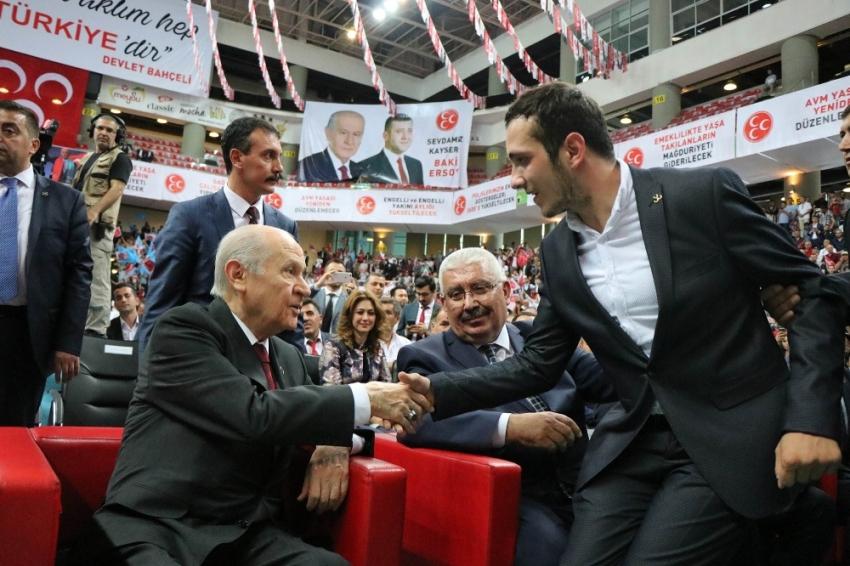 """""""AK Parti milletvekili adayları oyuna gelmemelidir"""""""