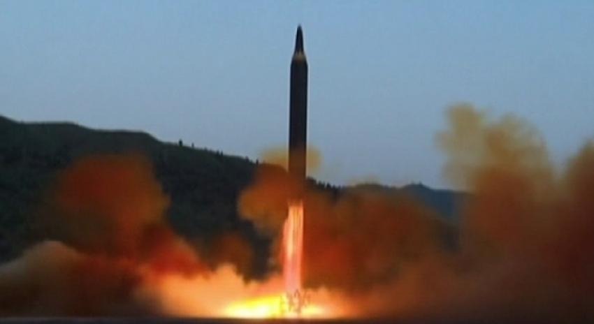 Güney Kore'den Kuzey Kore'ye gözdağı