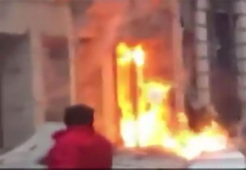 Fransa'da patlama: 20 yaralı
