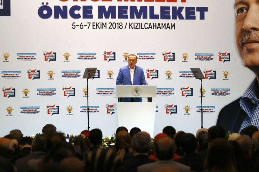 """Erdoğan'dan """"af"""" açıklaması"""