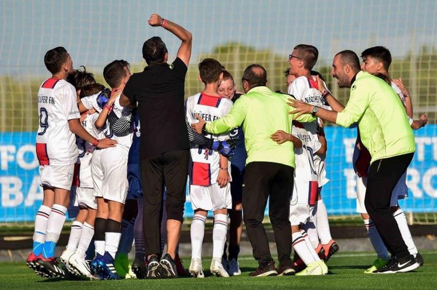 Nilüfer FK İspanya'yı karıştırdı