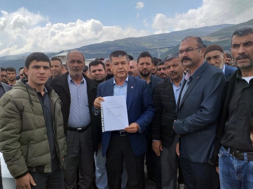 Nurdağı'nda BBP'li aday seçim sonuçlarına itiraz etti