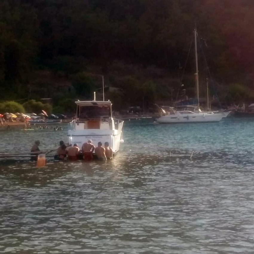 Türk usulü tekne kurtarma