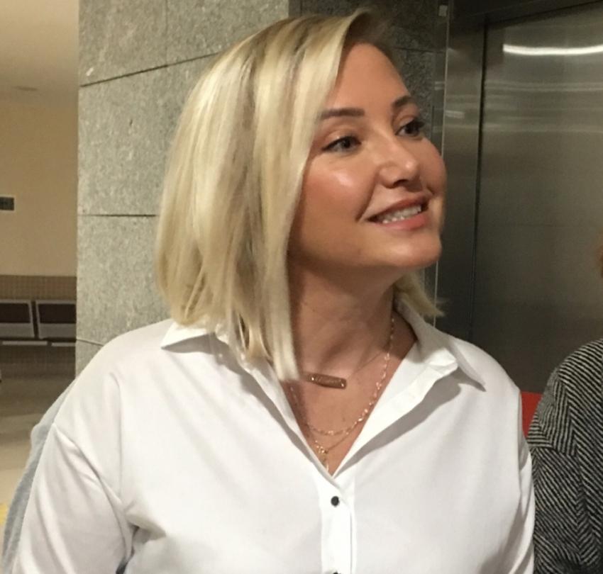 Oyuncu Berna Laçin beraat etti