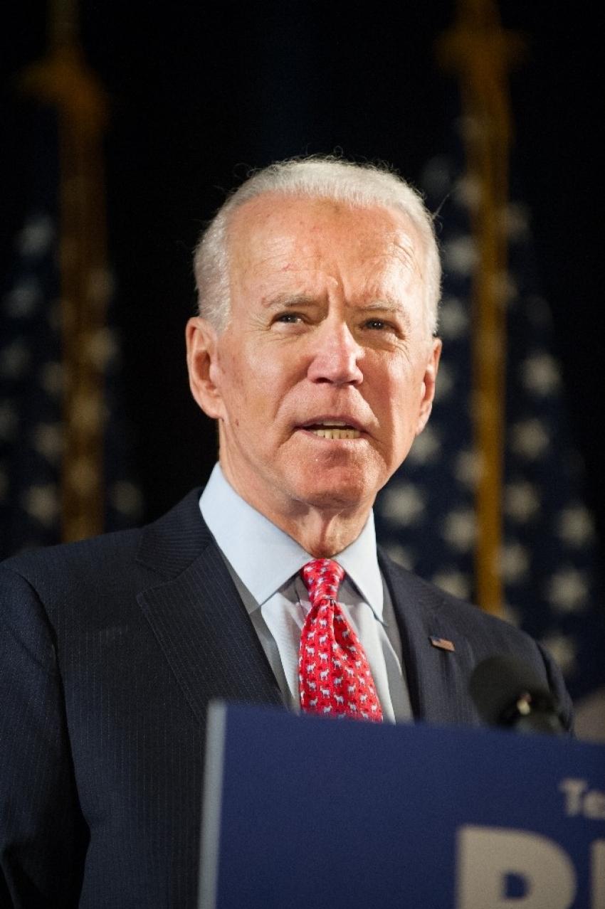 ABD şokta! Joe Biden hakkında cinsel taciz suçlaması