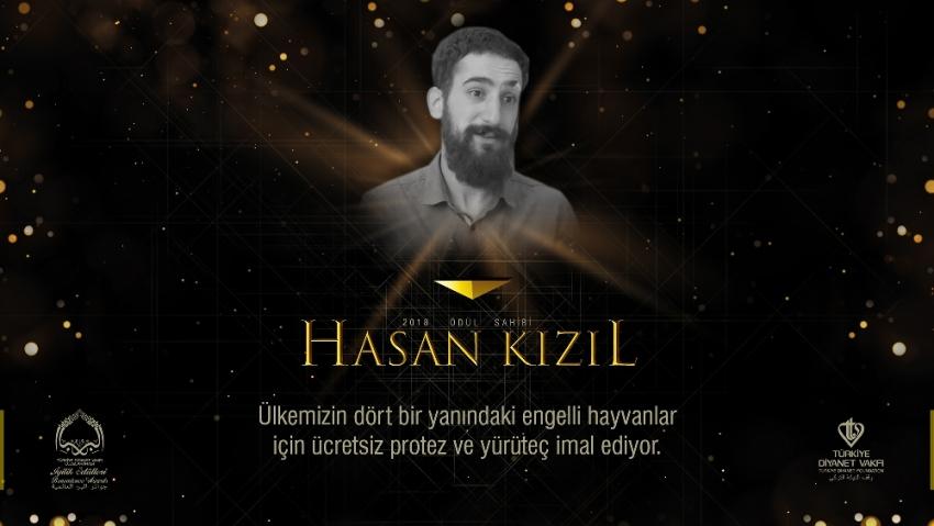 """Erbaş, """"Uluslararası İyilik Ödülleri""""nin sahiplerini açıkladı"""