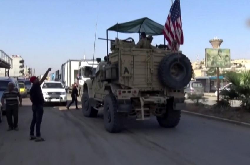 """Irak: """"Suriye'den gelen ABD askerleri ülkede kalmayacak"""""""