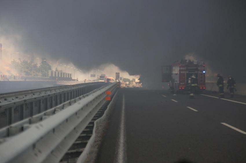 İtalya'daki patlamada ölü sayısı 2'ye yükseldi