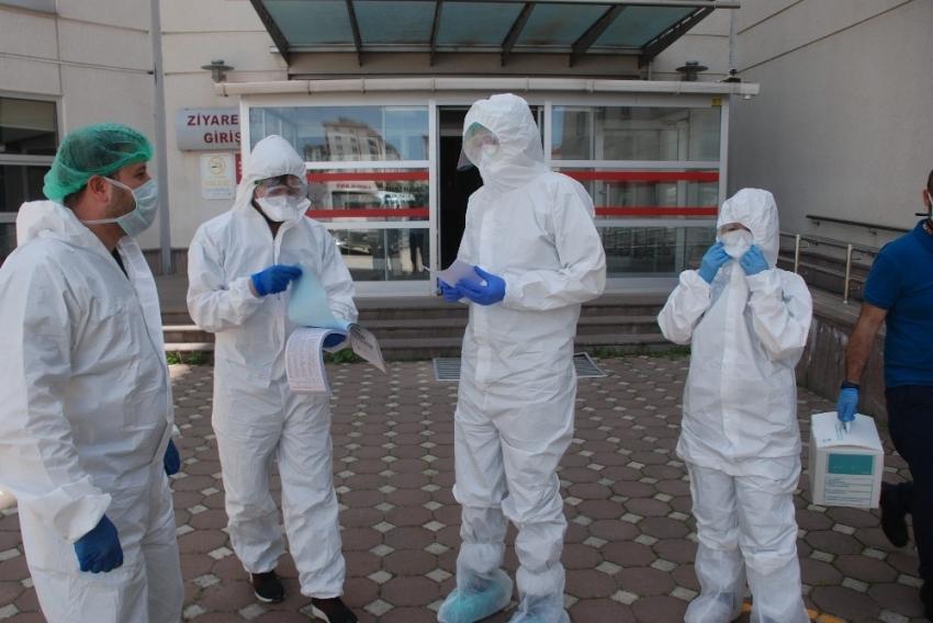 36 işçide korona virüs tespit edildi
