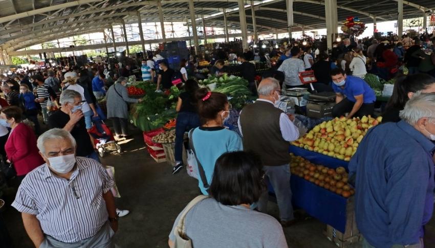 Antalya, vaka artışı yüzde 50 sınırına yaklaşan iller arasında